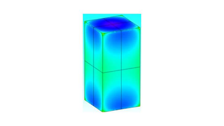 電磁石の静磁界解析