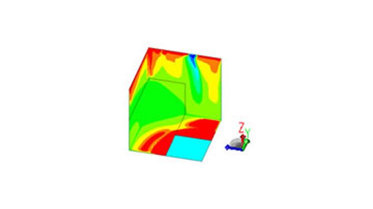 密度法を用いた3次元形状のトポロジー最適化事例