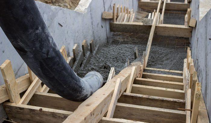 コンクリートの流動解析