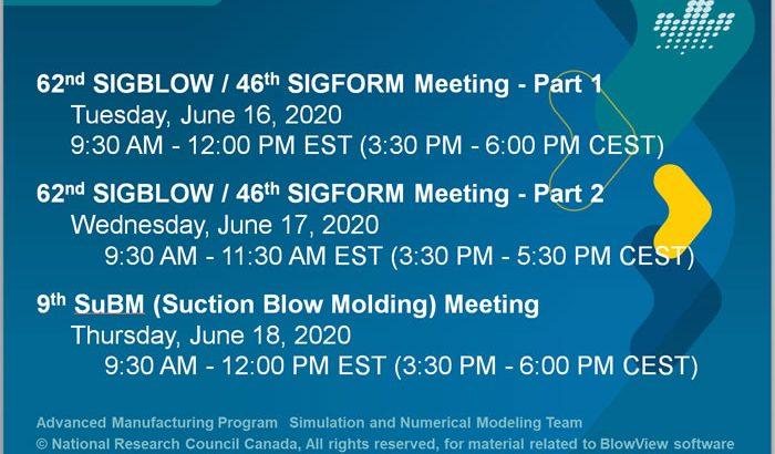 SIGBLOW-SIGFORM SuBM Meeting 出席(6/16速報)