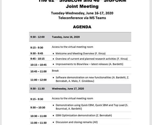 SIGBLOW-SIGFORM Meeting 参加レポート