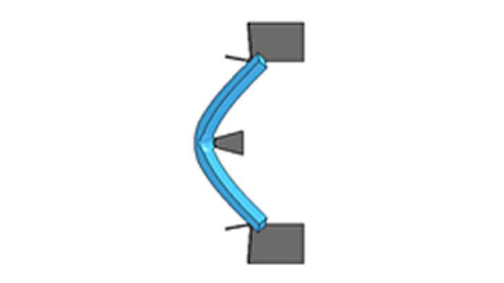 ひずみ履歴を考慮した破壊解析(SAMP-1、MAT_ADD_EROSION)