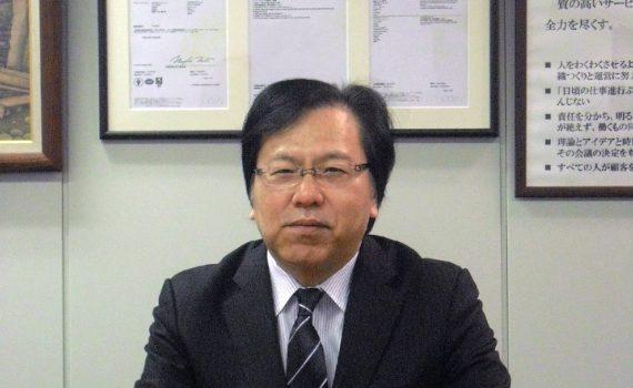 株式会社テラバイトの代表取締役の写真